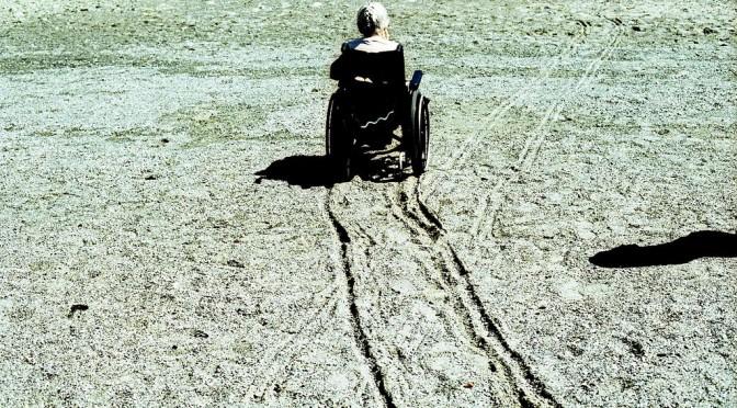 Plötzlich im Rollstuhl